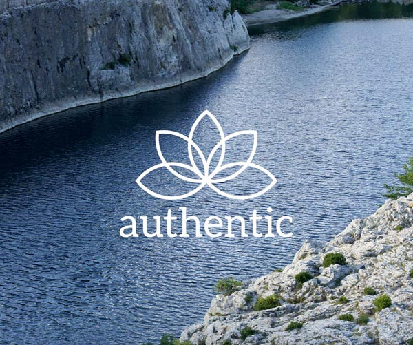 logo authentic